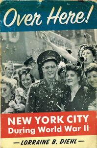 Foto Cover di Over Here!, Ebook inglese di Ms. Lorraine B. Diehl, edito da HarperCollins