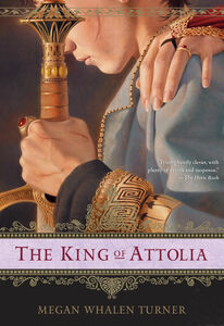 Foto Cover di The King of Attolia, Ebook inglese di Megan Whalen Turner, edito da HarperCollins