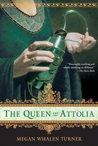 Foto Cover di The Queen of Attolia, Ebook inglese di Megan Whalen Turner, edito da HarperCollins