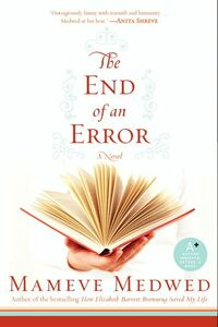 Foto Cover di The End of an Error, Ebook inglese di Mameve Medwed, edito da HarperCollins
