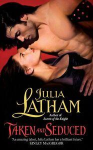 Foto Cover di Taken and Seduced, Ebook inglese di Julia Latham, edito da HarperCollins