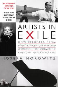 Foto Cover di Artists in Exile, Ebook inglese di Joseph Horowitz, edito da HarperCollins