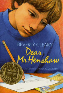 Foto Cover di Dear Mr. Henshaw, Ebook inglese di Paul O. Zelinsky,Beverly Cleary, edito da HarperCollins