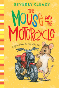 Foto Cover di The Mouse and the Motorcycle, Ebook inglese di Jacqueline Rogers,Beverly Cleary, edito da HarperCollins