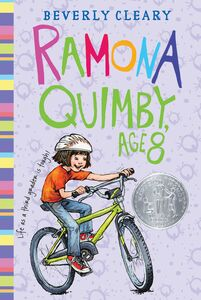 Foto Cover di Ramona Quimby, Age 8, Ebook inglese di Beverly Cleary,Jacqueline Rogers, edito da HarperCollins