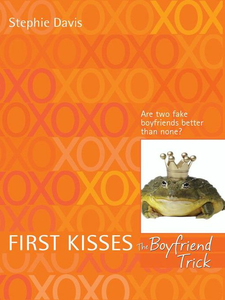 Ebook in inglese The Boyfriend Trick Davis, Stephie