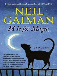 Foto Cover di M Is for Magic, Ebook inglese di Teddy Kristiansen,Neil Gaiman, edito da HarperCollins