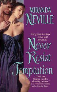 Foto Cover di Never Resist Temptation, Ebook inglese di Miranda Neville, edito da HarperCollins