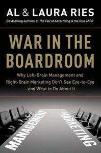 Foto Cover di War in the Boardroom, Ebook inglese di Al Ries,Laura Ries, edito da HarperCollins