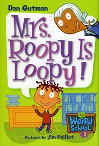 Foto Cover di Mrs. Roopy Is Loopy!, Ebook inglese di Jim Paillot,Dan Gutman, edito da HarperCollins
