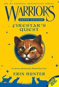Foto Cover di Firestar's Quest, Ebook inglese di Erin Hunter, edito da HarperCollins
