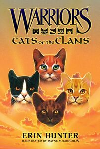 Foto Cover di Cats of the Clans, Ebook inglese di Wayne McLoughlin,Erin Hunter, edito da HarperCollins