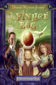 Foto Cover di The Pinhoe Egg, Ebook inglese di Diana Wynne Jones, edito da HarperCollins