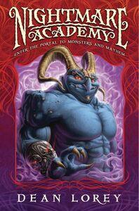 Foto Cover di Nightmare Academy, Ebook inglese di Brandon Dorman,Dean Lorey, edito da HarperCollins