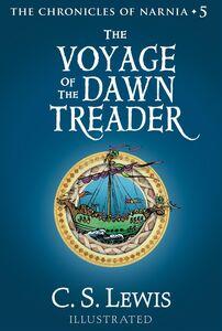 Foto Cover di The Voyage of the Dawn Treader, Ebook inglese di Pauline Baynes,C. S. Lewis, edito da HarperCollins