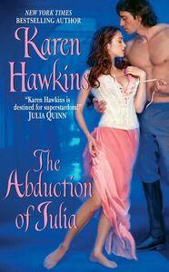 Foto Cover di The Abduction of Julia, Ebook inglese di Karen Hawkins, edito da HarperCollins