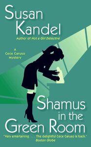 Foto Cover di Shamus in the Green Room, Ebook inglese di Susan Kandel, edito da HarperCollins