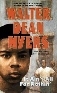 Foto Cover di It Ain't All for Nothin', Ebook inglese di Walter Dean Myers, edito da HarperCollins