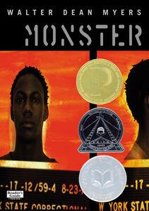 Foto Cover di Monster, Ebook inglese di Walter Dean Myers, edito da HarperCollins