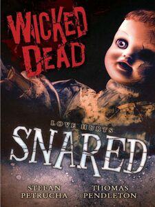 Foto Cover di Snared, Ebook inglese di Stefan Petrucha, edito da HarperCollins