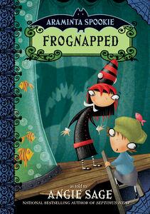 Foto Cover di Frognapped, Ebook inglese di Angie Sage,Jimmy Pickering, edito da HarperCollins