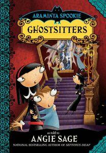 Foto Cover di Ghostsitters, Ebook inglese di Angie Sage,Jimmy Pickering, edito da HarperCollins
