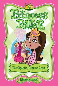 Foto Cover di The Gigantic, Genuine Genie, Ebook inglese di Chuck Gonzales,Suzanne Williams, edito da HarperCollins