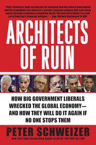 Foto Cover di Architects of Ruin, Ebook inglese di Peter Schweizer, edito da HarperCollins