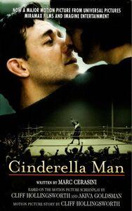 Foto Cover di Cinderella Man, Ebook inglese di Marc Cerasini, edito da HarperCollins