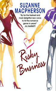 Foto Cover di Risky Business, Ebook inglese di Suzanne Macpherson, edito da HarperCollins
