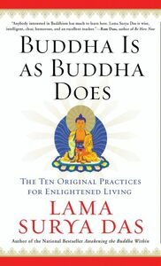 Foto Cover di Buddha Is as Buddha Does, Ebook inglese di Surya Das, edito da HarperCollins
