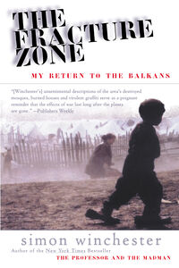 Foto Cover di The Fracture Zone, Ebook inglese di Simon Winchester, edito da HarperCollins