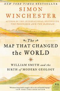 Foto Cover di The Map That Changed the World, Ebook inglese di Simon Winchester, edito da HarperCollins