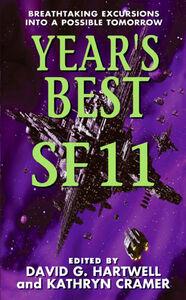 Foto Cover di Year's Best SF 11, Ebook inglese di Kathryn Cramer,David G. Hartwell, edito da HarperCollins