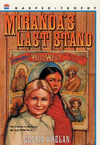 Foto Cover di Miranda's Last Stand, Ebook inglese di Gloria Whelan, edito da HarperCollins