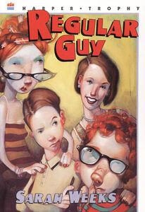 Foto Cover di Regular Guy, Ebook inglese di Sarah Weeks, edito da HarperCollins