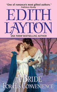Foto Cover di A Bride for His Convenience, Ebook inglese di Edith Layton, edito da HarperCollins