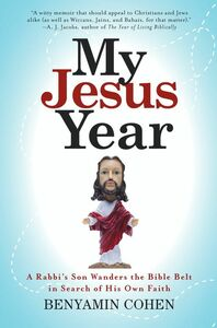 Foto Cover di My Jesus Year, Ebook inglese di Benyamin Cohen, edito da HarperCollins