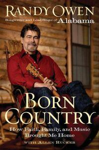 Foto Cover di Born Country, Ebook inglese di Allen Rucker,Randy Owen, edito da HarperCollins