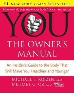 Foto Cover di This Gland is Your Gland, Ebook inglese di Mehmet C. Oz, M.D.,Michael F. Roizen, edito da HarperCollins