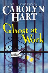 Foto Cover di Ghost at Work, Ebook inglese di Carolyn Hart, edito da HarperCollins