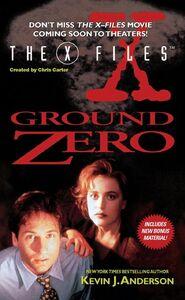Foto Cover di Ground Zero, Ebook inglese di Kevin J. Anderson, edito da HarperCollins