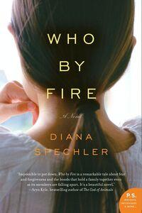 Foto Cover di Who by Fire, Ebook inglese di Diana Spechler, edito da HarperCollins
