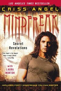 Foto Cover di Mindfreak, Ebook inglese di Criss Angel, edito da HarperCollins