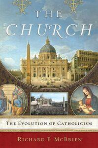 Foto Cover di The Church, Ebook inglese di Richard P. McBrien, edito da HarperCollins