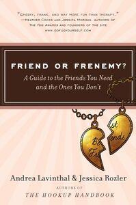 Foto Cover di Friend or Frenemy?, Ebook inglese di Andrea Lavinthal,Jessica Rozler, edito da HarperCollins