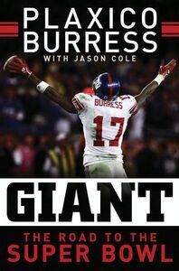 Foto Cover di Giant, Ebook inglese di Plaxico Burress, edito da HarperCollins