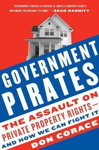 Foto Cover di Government Pirates, Ebook inglese di Don Corace, edito da HarperCollins