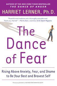 Foto Cover di The Dance of Fear, Ebook inglese di Harriet Lerner, edito da HarperCollins