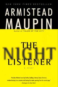 Foto Cover di The Night Listener, Ebook inglese di Armistead Maupin, edito da HarperCollins